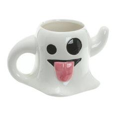 Puckator Emotive Ghost Shaped Mug