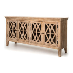 Allister  Sideboard 4 Door-Dogwood