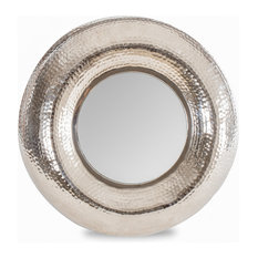 Madeleine Home - Moulins Tyre Round Mirror - Wall Mirrors