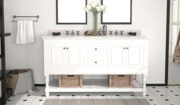 Up to 50% Off Bathroom Vanities