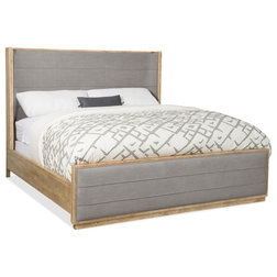 Rustic Panel Beds by Hooker Furniture