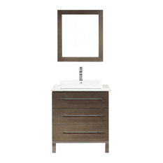 Art Bathe   28 Inch Single Sink Bathroom Vanity   Bathroom Vanities And  Sink Consoles