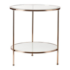Southern Enterprises   Risa End Table   Side Tables And End Tables