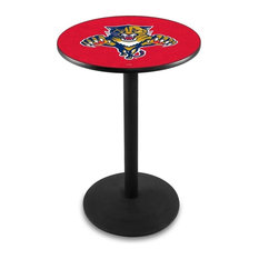 Florida Panthers Pub Table 28-inchx36-inch