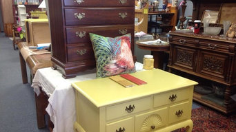 Small Buffet and Chest Makeover for Linda