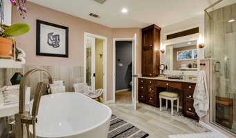 Restful Retreat Master Bath Contact Turnstyle Design