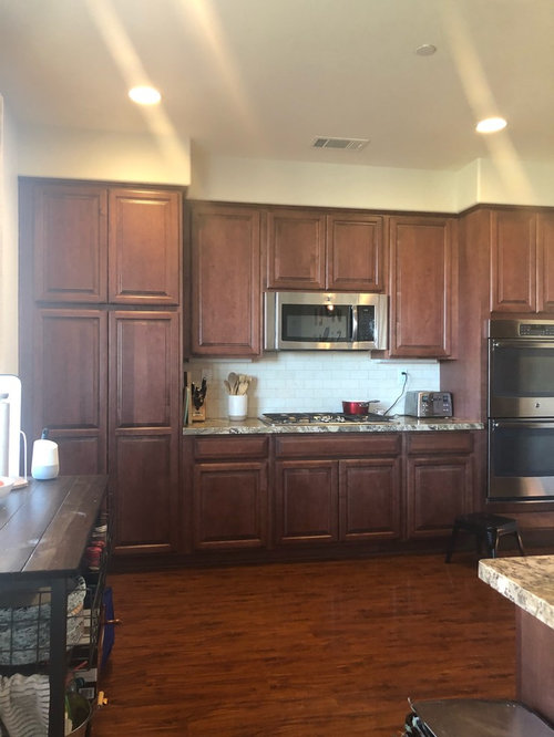 Refinishing Kitchen Cabinets Lacquer Vs Paint And Reface Or Not