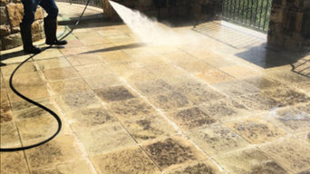 Deck Pressure Washing in Bee Cave, TX