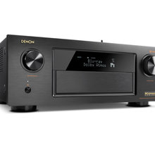 Streaming Music & Denon HEOS