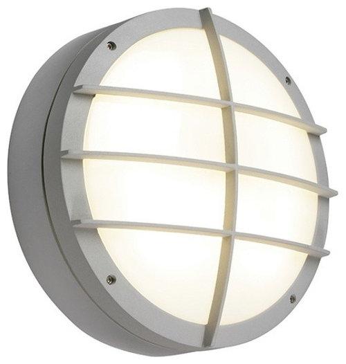 Round Exterior Wall Lights : Exterior Lighting- Round Wall Lights