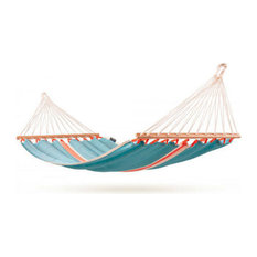 - La Siesta Single Hammock With Spreader Bar - Hammocks