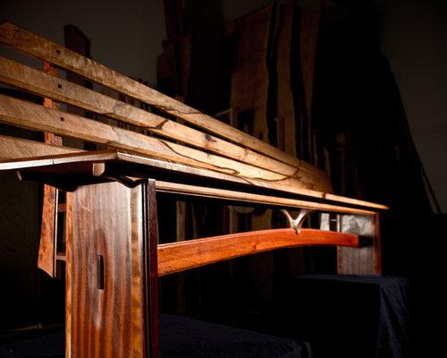 Mango Entry Bench - Furniture