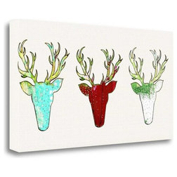 Contemporary Holiday Decorations by Tangletown Fine Art