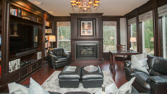 CUSTOM Residential private Library