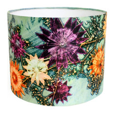Branching Astrantia Floral Lampshade For Table Lamp, Large