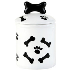 Modern Pet Bowls And Feeding by Creature Comforts