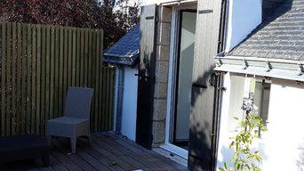 Renovation d'une petite maison