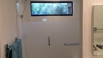 Shower Glass by AIG Mirror & Glass, LLC.