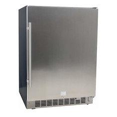 EdgeStar - EdgeStar CBR1501SLD 142 Can Built-In Beverage Cooler - Refrigerators