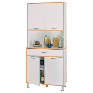 Kitchen Sideboard, 4 Cupboard Doors