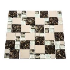"12""x12"" Venetian Series Tile, Set of 11, Florence"