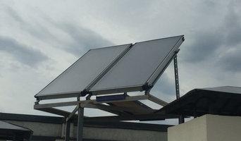 Солнечные коллекторы для 2-х квартир