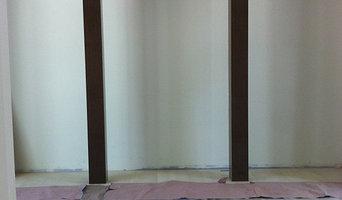 2000-Bottle Wine Room - In progress