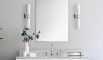 Up to 65% Off Vanity Lighting
