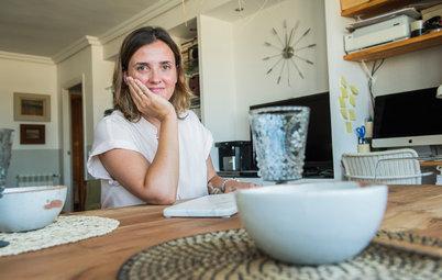En casa de... Isabel Escauriaza: Bloguera de 'Ebom'