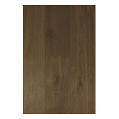 "5/8""x9.5"", Prefinished Engineered Wood Oak Flooring, Pecan"