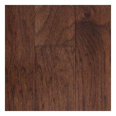 Hawthorne Hickory Engineered Wood, Chocolate
