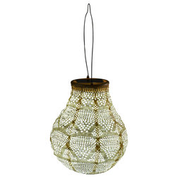 Contemporary Outdoor Hanging Lights by AllsopHome&Garden