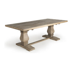 1st Avenue - Fullerton Wooden Dining Table - Dining Tables