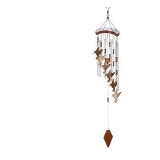 Hummingbird Flutter Windchime