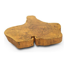 free form wood coffee tables   houzz