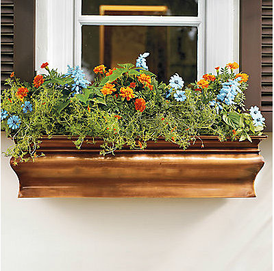 Modern Outdoor Pots And Planters by Grandin Road