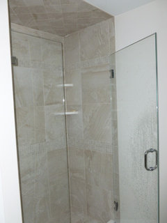 Shower Soffit Yes Or No Doing A Bathroom Remodel
