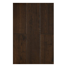 East West Furniture Sango Premier Wood Flooring In Autumn Brown Finish SP-7OH03