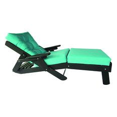 Poly Lumber Siesta Folding Chaise