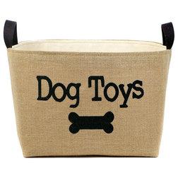 Farmhouse Dog Toys by A Southern Bucket