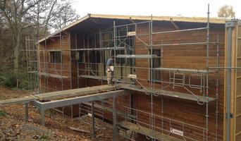Construction maison ossature bois Eure-et-Loir