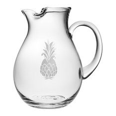 Be a Pineapple Classic Round Pitcher