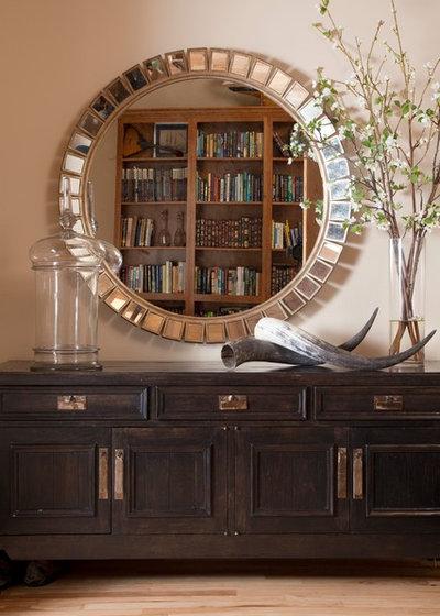 Eclectic  by Laurel Quint Interior Design