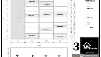 Privat lägenhet inredning by Mario Dimitrov M&KALLSERVICE AB