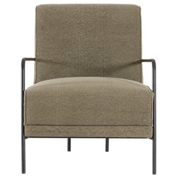 Transitional Armchairs And Accent Chairs by Madeleine Home Inc.