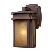 Elk Lighting Sedona One Light Outdoor Wall Sconce 42146/1