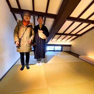 三黒柱ハウス/SanKokuBashira House