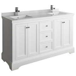 Transitional Bathroom Vanities And Sink Consoles by Serenity Bath Boutique