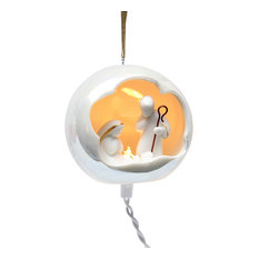 Holy Family North Star Ornament