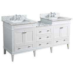 Transitional Bathroom Vanities And Sink Consoles by Kitchen Bath Collection